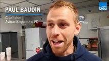 Paul Baudin_(ABFC) heureux d'affronter Nantes