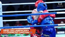 SEA Games 2019: Philippines vs Thailand, muay thai men's 54kg
