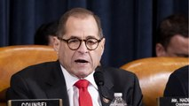 US House Judiciary Chief Nadler Said Trump's Actions Are Impeachable
