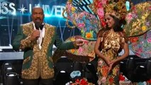 Miss Universe 2019 host Steve Harvey mixes up Malaysia and the Philippines