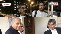 Jadi peguam Yusoff Rawther dan Tun M, Haniff nafi ada teori konspirasi