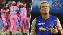 Shane Warne Reveals his Deal With Rajasthan Royals    Oneindia Telugu