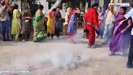 हैदराबाद गैंगरेप के चारों आरोपियों को पुलिस ने एनकाउंटर में मार गिराया