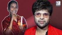 Himesh Reshammiya REACTS On Ranu Mondal's RUDE Behaviour