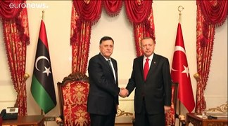 The Brief: EU on Libya-Turkey maritime border