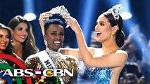 Zozibini Tunzi ng South Africa, kinoronahan bilang Miss Universe 2019 | UKG