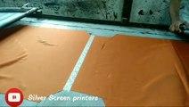 Screen Printing Shirt Screen print Silver Screen ptinters