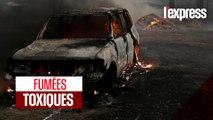 Fumées toxiques en Australie : incendies et feux de forêts font rage