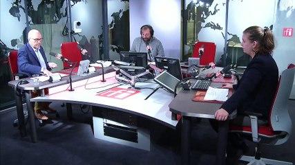 Mathilde Panot - RFI mardi 10 décembre 2019