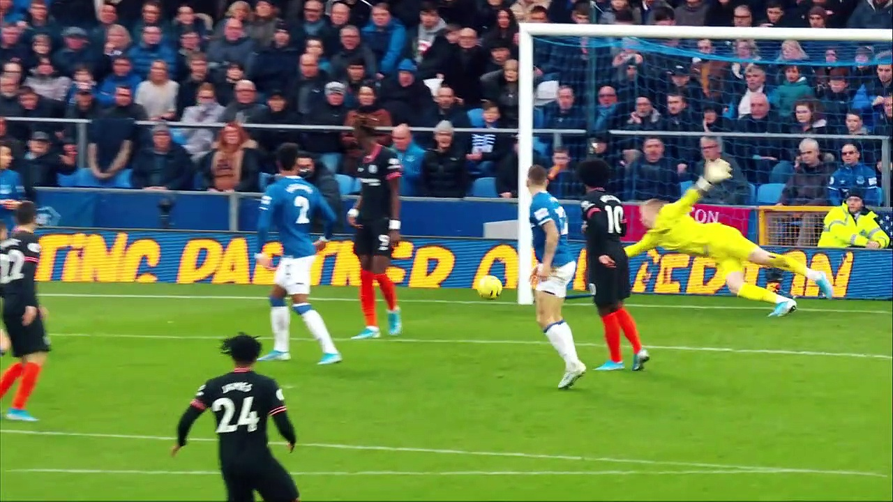 Premier League'de 16. Haftanın En Güzel Golleri (2019/20)