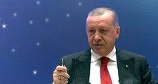 Cumhurbaşkanı Erdoğan: Bizim tek liderimiz Hz. Muhammed'dir