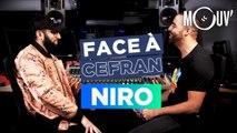 """NIRO : """"le rap engagé et le bras en l'air : c'est des trucs de mytho"""""""