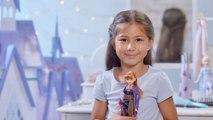 La Reine des Neiges 2 - Tuto _ La coiffure d'Anna _ Disney