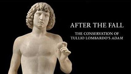 """Conserving Tullio Lombardo's """"Adam"""""""