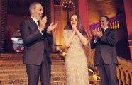 فيديو نادر من زفاف مدحت العدل: وصلة رقص لشريهان وغناء شقيقه يشعل الحفل