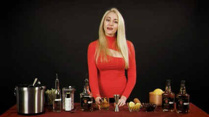 Jim Beam's Old Fashioned Recipe