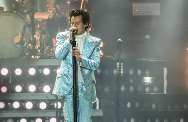 Harry Styles felt 'freedom' to have 'fun' on Fine Line