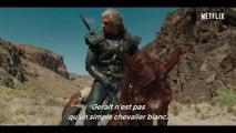 The Witcher - Présentation des  Geralt de Riv