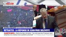 """Réforme des retraites: """"Mon parcours prouve mon souci de transparence"""" déclare Jean-Paul Delevoye"""