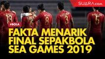 Kalah 3-0, Ini Fakta Menarik Final Sepakbola SEA Games 2019