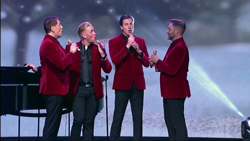 Ernie Haase & Signature Sound - I Heard The Bells On Christmas Day