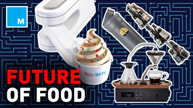 These cool inventions will please your inner foodie —Future Blink