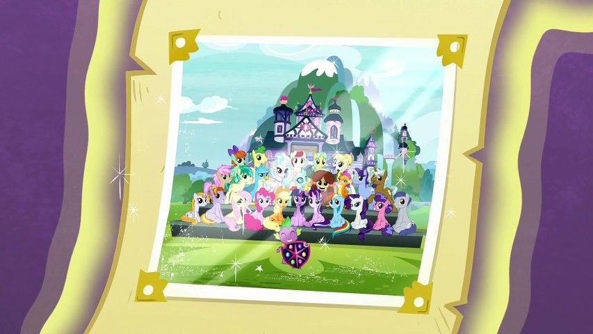My Little Pony L'amicizia è magica [Stagione 9] [Episodio 15] 2,4,6 Graaaaandi [1080p] [COMPLETO]