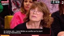 Je t'aime, etc. : Jane Birkin se confie sur la mort de Serge Gainsbourg (Vidéo)