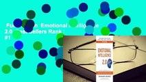 Full Version  Emotional Intelligence 2.0  Best Sellers Rank : #1