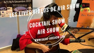 ROXANE ARNAL - LIVE -Don't Think Twice it s alright Bob Dylan - Cocktail Show - AIR SHOW 5 12 2019