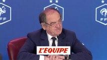 Pas de match Algérie-France début 2020 - Foot - Amical - Bleus