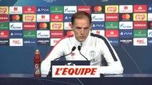 Tuchel «Mbappé veut toujours gagner il n'aime pas sortir, il doit accepter» - Foot - C1 - PSG