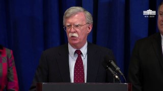 John Bolton Slams Trump Administration Over North Korea Policy