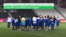 VIRAL: Football: Club World Cup minnows enjoying the big stage