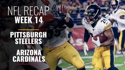 Week 14: Steelers v Cardinals