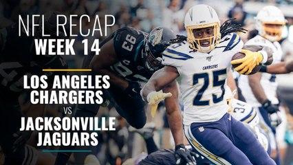 Week 14: Chargers v Jaguars