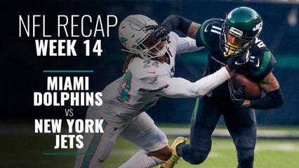 Week 14: Dolphins v Jets