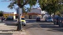 Alarma en Jerez tras prenderse en llamas una sartén en la barriada de La Granja
