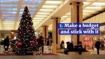 5 Tips to Avoid Massive Christmas Debt