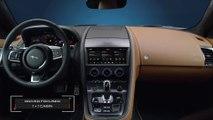 Der neue Jaguar F-TYPE - Das Interieur-Design