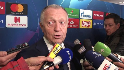 OL : Jean-Michel Aulas tape du poing sur la table !