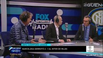 FOX Sports Radio: ¿Está en crisis el futbol italiano?
