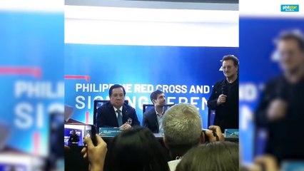 Bono of U2 praises the Philippines