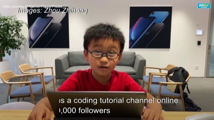 Child's play Coding booms among Chinese children