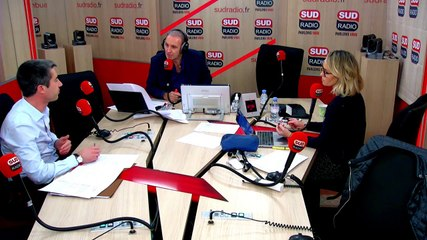 François Ruffin - Sud Radio mercredi 11 décembre 2019