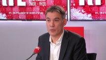 """Retraites : """"Les régimes spéciaux c'est une légende"""", estime Olivier Faure sur RTL"""