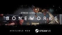 Boneworks - Bande-annonce de lancement