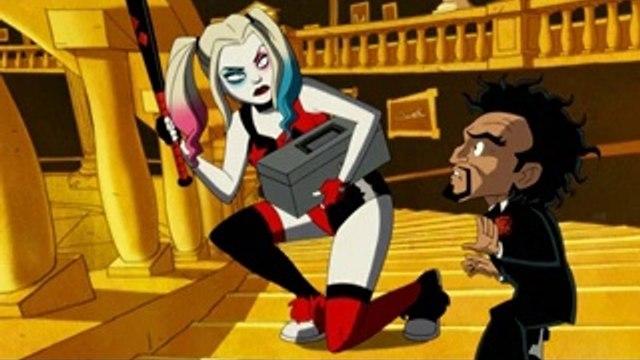 Harley Quinn - S01:E03 (DC Universe) Season 1 Episode 3 : So You Need A Crew?