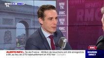 """Jean-Baptiste Djebbari: """"Des syndicats seront contre le principe d'un régime universel, quelles que soient les annonces"""""""