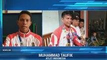 Atlet Modern Pentathlon Taufik Bersyukur Raih 2 Medali SEA Games